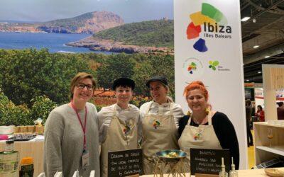 El Consell d'Eivissa concluye su participación en Madrid Fusión con un showcooking a cargo de la chef Carlota Bonder