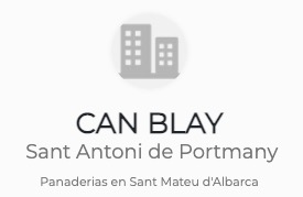 Forn can Blai