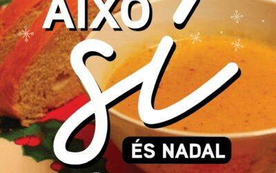 """Se lanza la campaña """"Això sí, és Nadal"""" para promocionar la gastronomía tradicional de Ibiza y sus productos más emblemáticos."""
