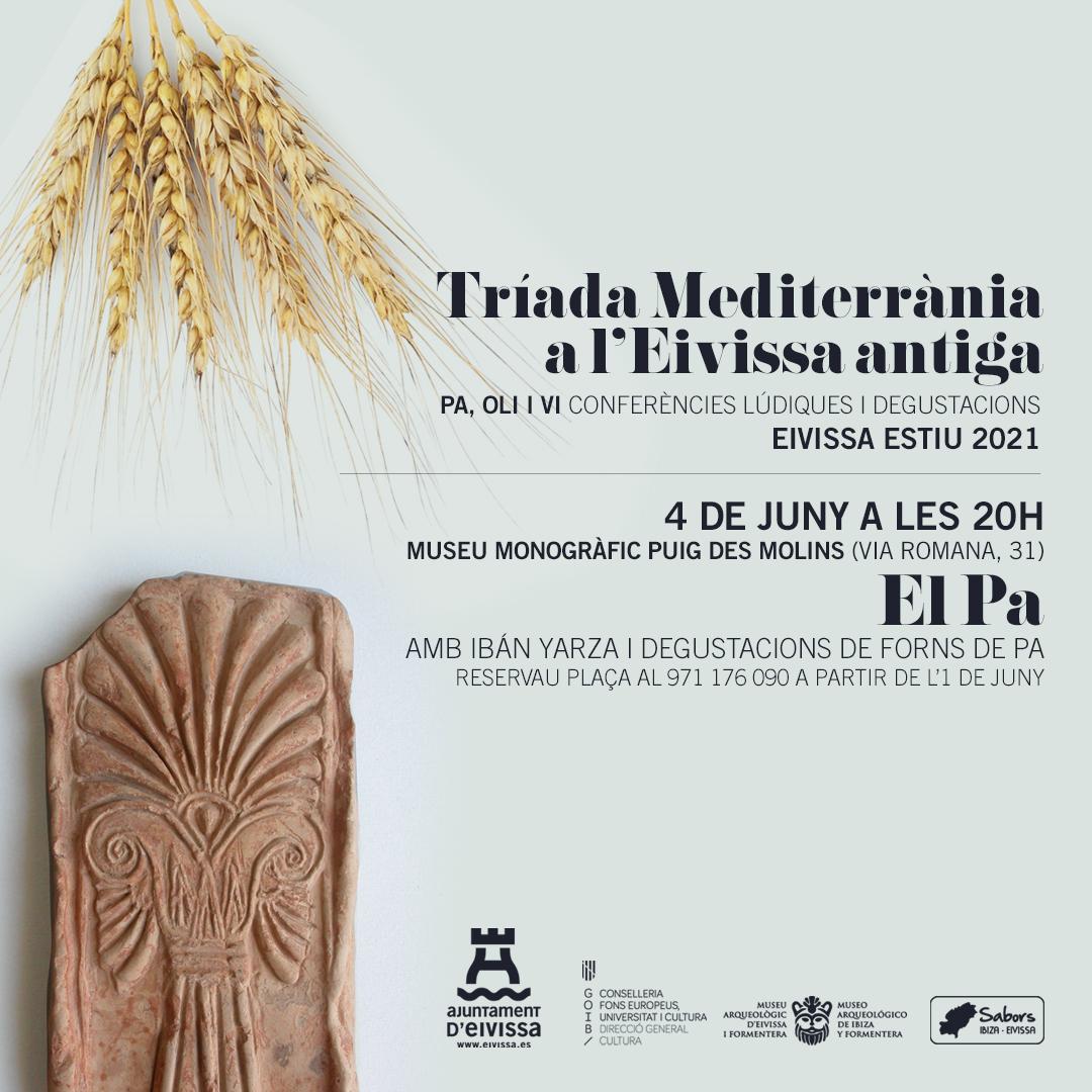 Tríada Mediterránea: el pan