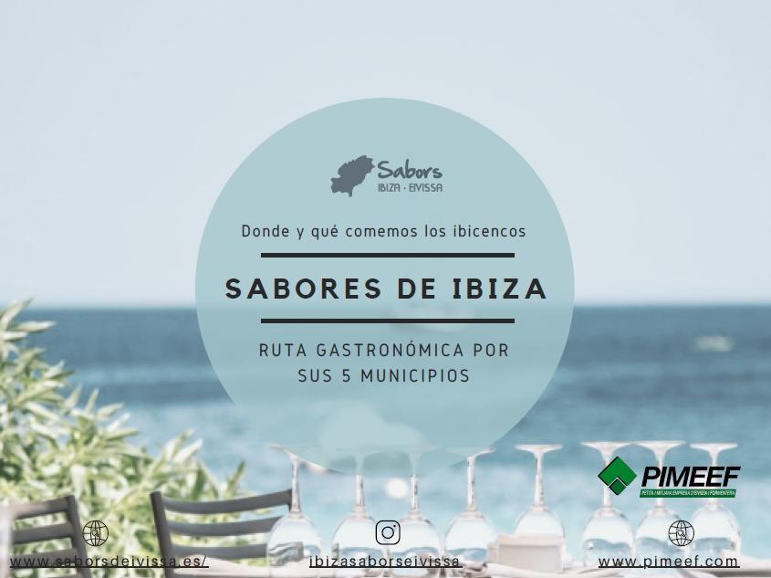 New restaurant guide Sabors d'Eivissa: the km0 restaurants of Ibiza